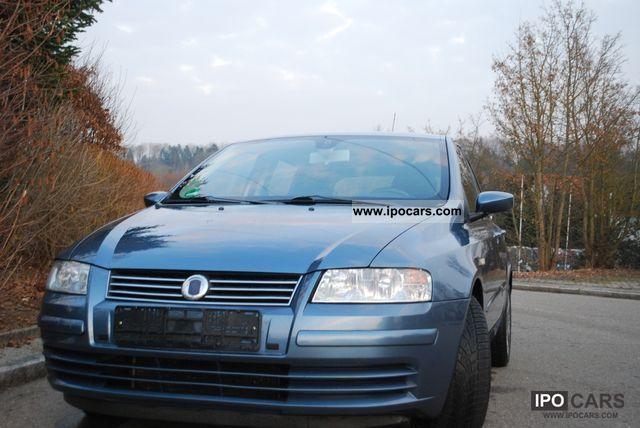 2005 Fiat  2.4 20V Abarth Limousine Used vehicle photo