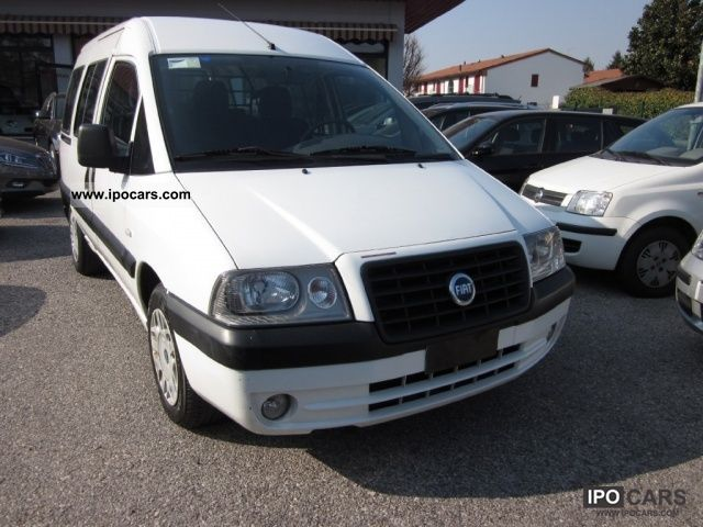 2005 fiat scudo 1 9 diesel combi 5 busin n1 car photo and specs. Black Bedroom Furniture Sets. Home Design Ideas