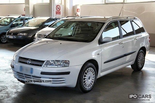 2007 Fiat  Stilo 1.9 MJT (120CV) Multi Wagon Van Estate Car Used vehicle photo