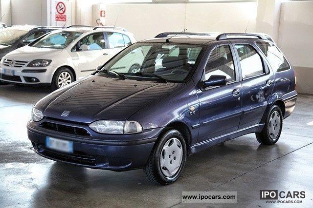 2001 Fiat  Palio 9.1 diesel cat Weekend Estate Car Used vehicle photo