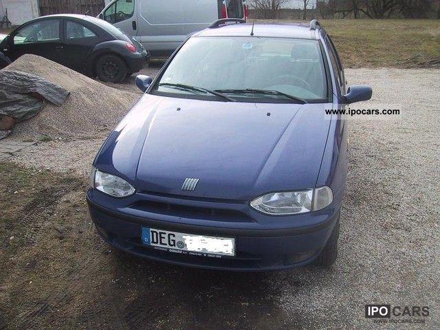 1998 Fiat  Palio Weekend 100 16V Estate Car Used vehicle photo