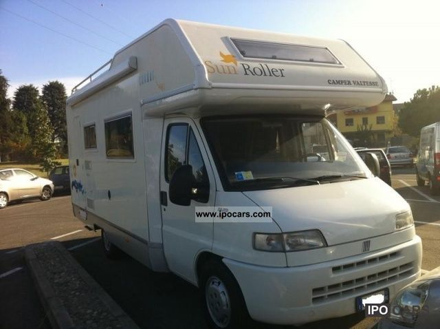 2002 fiat ducato 2 8 jtd camper sunroller car photo and. Black Bedroom Furniture Sets. Home Design Ideas