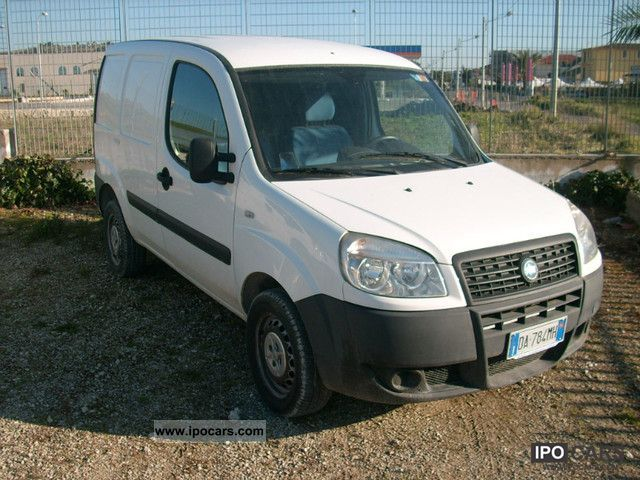 2006 Fiat  1.3 Mjt. 16v SX Cargo Van / Minibus Used vehicle photo
