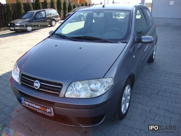 2005 fiat punto 1 3 multijet ii fl sprzedamgo car photo and specs. Black Bedroom Furniture Sets. Home Design Ideas