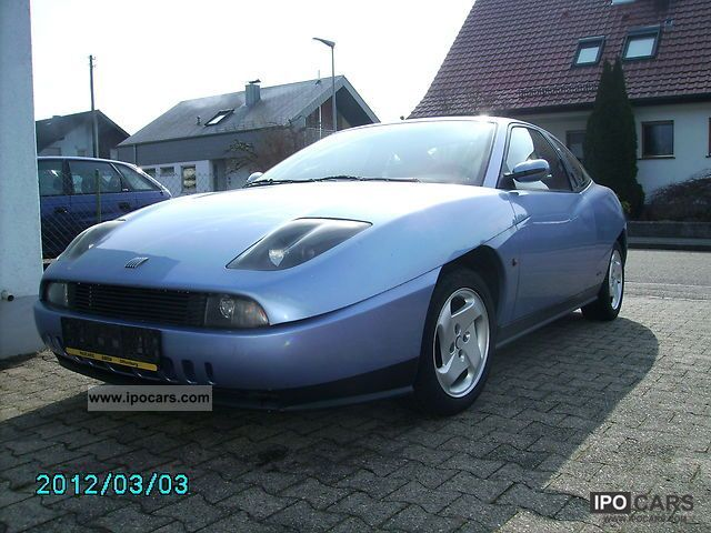 1997 Fiat  Coupe 1.8 16V Sports car/Coupe Used vehicle photo