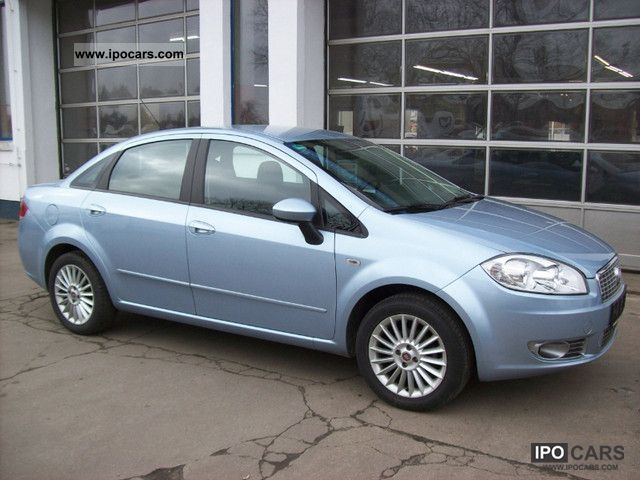 2007 Fiat Linea 1.4 8V Dynamic Limousine Used vehicle photo