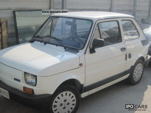 1987 Fiat  126 700 TO Limousine Used vehicle photo