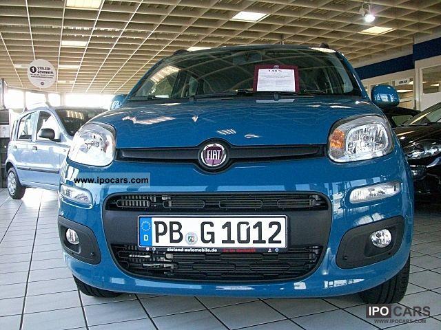 2012 Fiat  New Panda 0.9 8V Lounge Twinair S & S Small Car Demonstration Vehicle photo
