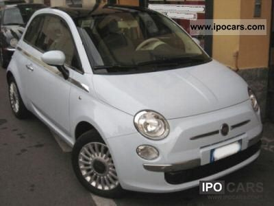2007 Fiat  Cinquecento 1.3 Multijet Small Car Used vehicle photo