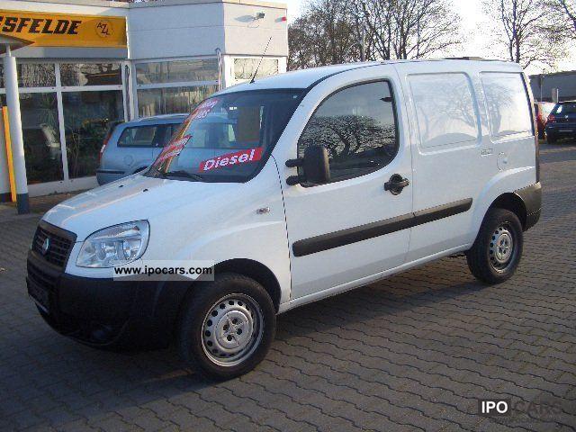 2007 Fiat  Doblo / diesel / green badge Van / Minibus Used vehicle photo
