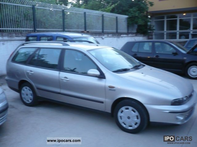 2000 fiat marea weekend 1 9 jtd 105 jtd elx usato selezio car photo and specs. Black Bedroom Furniture Sets. Home Design Ideas