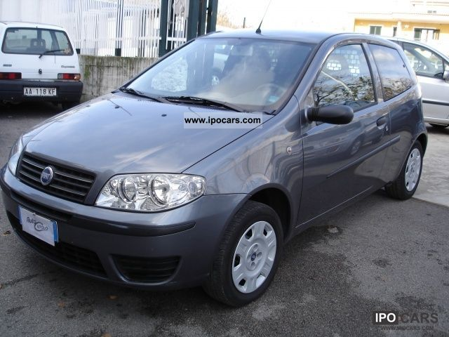 2005 fiat punto 1 9 jtd porte 3 2 posti van car photo and specs. Black Bedroom Furniture Sets. Home Design Ideas