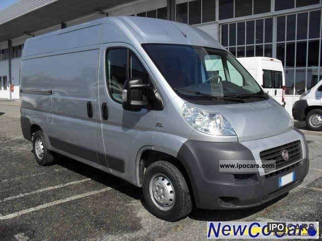 2008 fiat ducato 2 3 mjet mh2 furgone car photo and specs. Black Bedroom Furniture Sets. Home Design Ideas