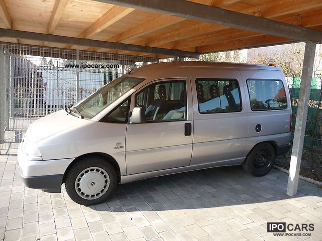 2001 fiat scudo 16 v car photo and specs. Black Bedroom Furniture Sets. Home Design Ideas
