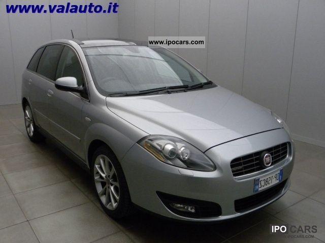 2008 Fiat  Croma 2.4 MJET MUST CV200 Interni in pelle!! Estate Car Used vehicle photo
