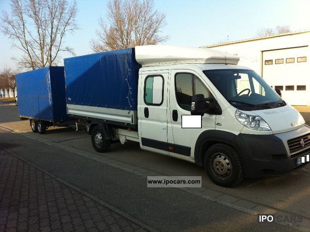 2007 Fiat  Ducato Maxi L5 DPF 251.CD3.0 288 Other Used vehicle photo