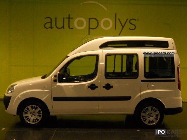 2007 Fiat  1.9 Mjt. Maxi SX 120CV DPF Van / Minibus Used vehicle photo