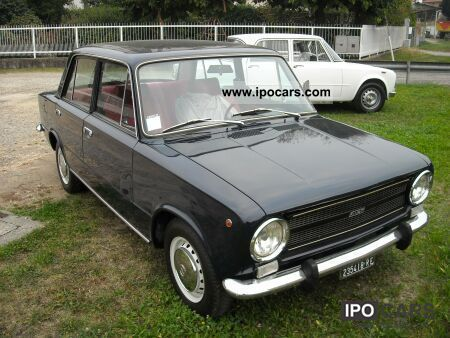 Fiat  124 A / III 1974 Vintage, Classic and Old Cars photo