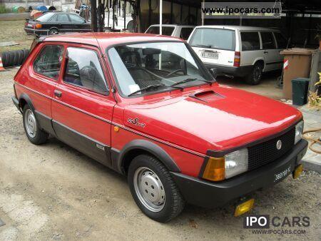 1982 Fiat  127 Sport 75 hp BENZINA 1982 Sports car/Coupe Used vehicle photo