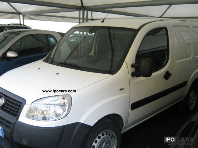 2007 Fiat  1.9 Mjt. Cargo Van / Minibus Used vehicle photo
