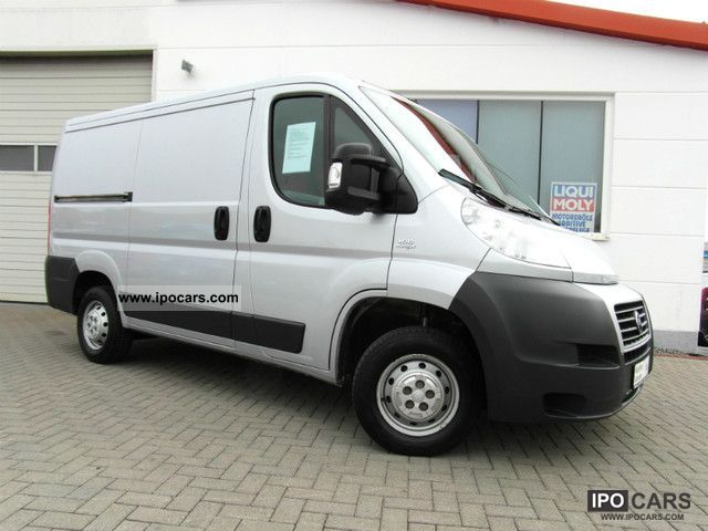 2007 Fiat  Ducato Multijet 100 30L1H1 Van / Minibus Used vehicle photo