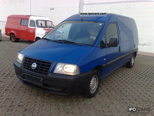 2004 Fiat  Scudo 1.9 D long Van / Minibus Used vehicle photo