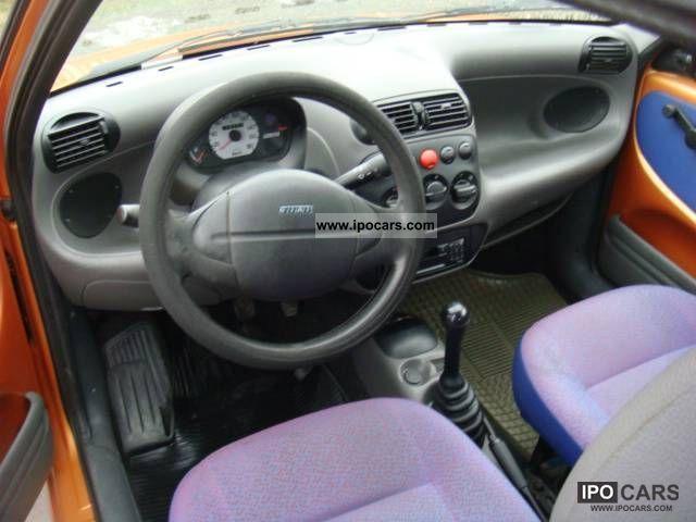 2000 fiat seicento 900 i w u0142a u015bciciel car photo and specs