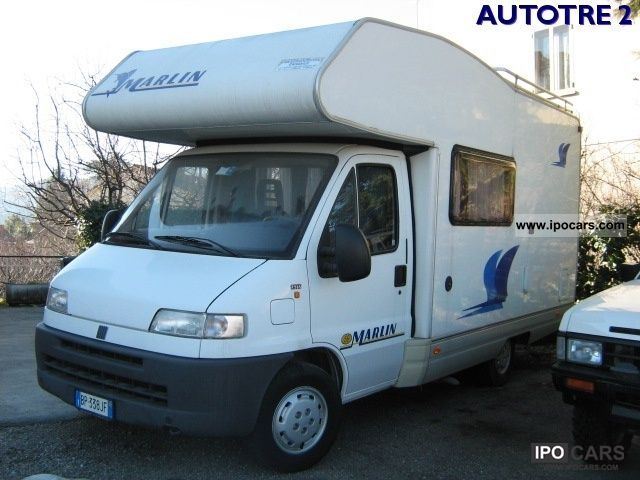 2001 Fiat  Ducato 1.9 TD Elnagh Marlin 59 Other Used vehicle photo