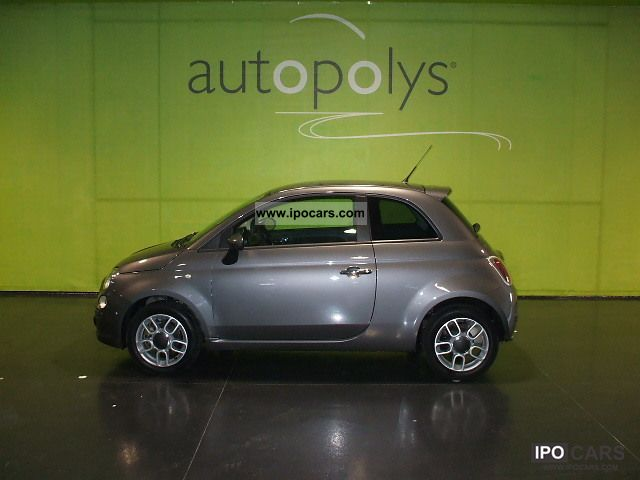 2010 Fiat  Cinquecento 2.1 SPORT Small Car Used vehicle photo