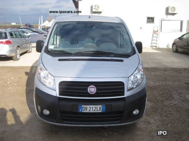 2009 Fiat  Scudo FURGONE 2006 2.0MJT 16V120CV LH1 LUSSO 12Q Other Used vehicle photo