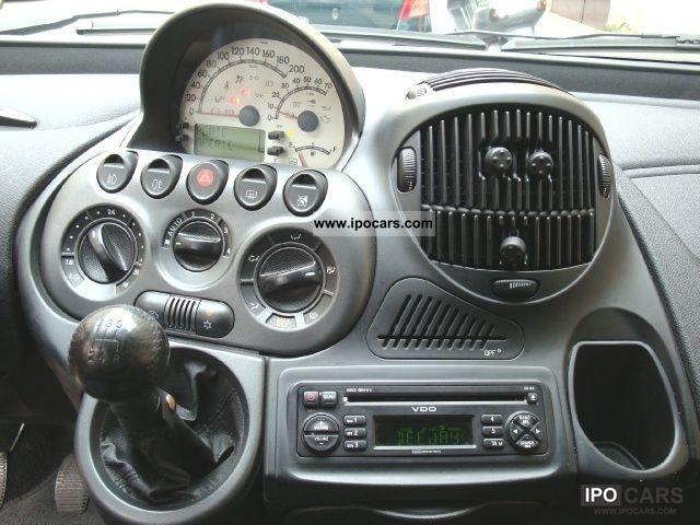 2006 Fiat Multipla 1.9 MJT FAP - Car Photo and Specs