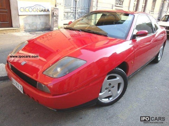 1996 Fiat  Coupe 1.8 i.e. 16V Sports car/Coupe Used vehicle photo