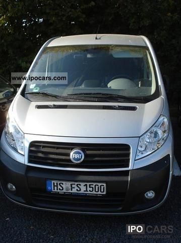2007 fiat scudo combi 9 seater car photo and specs. Black Bedroom Furniture Sets. Home Design Ideas