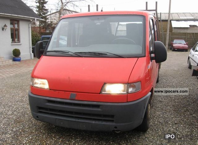 2000 fiat ducato 10 c1a car photo and specs for Interieur fiat ducato 2000