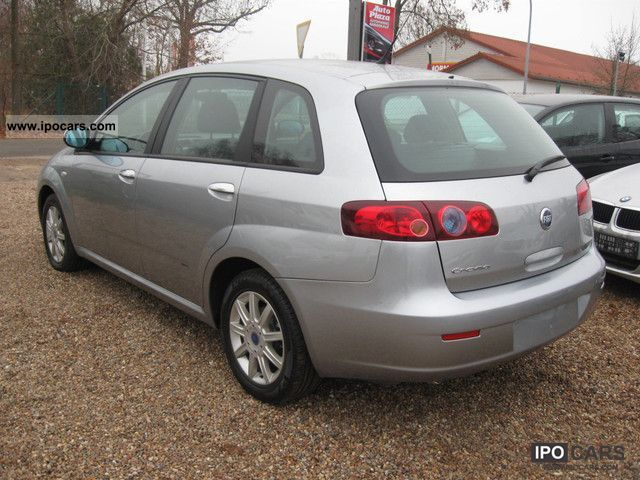 2006 Fiat Croma Photos, Informations, Articles ...