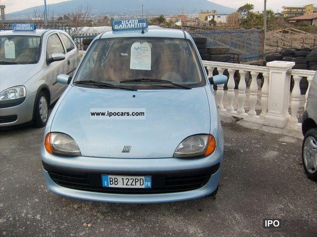 1999 Fiat  1.1 B Van / Minibus Used vehicle photo