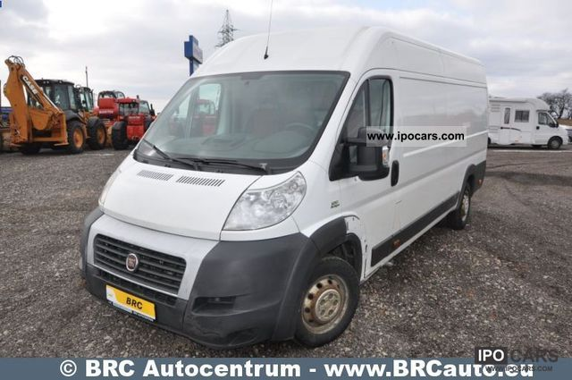 2008 fiat ducato 2 3 jtd maxi 120 multijet car photo and specs. Black Bedroom Furniture Sets. Home Design Ideas