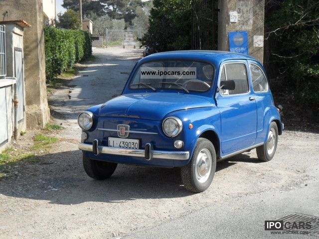 Fiat  Seicento 1970 Vintage, Classic and Old Cars photo