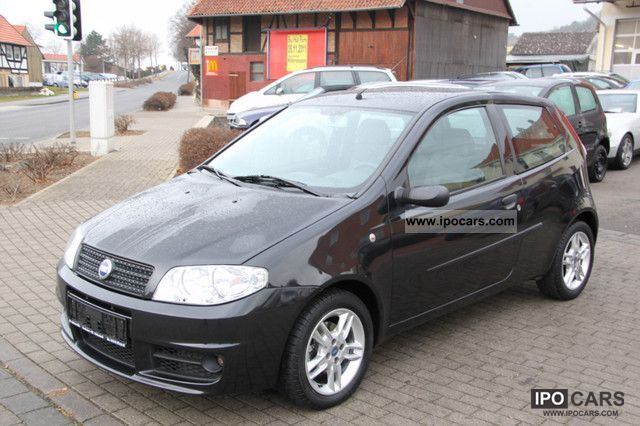 2005 fiat punto 1 3 multijet trofeo 1 hand checkbook car photo and specs. Black Bedroom Furniture Sets. Home Design Ideas