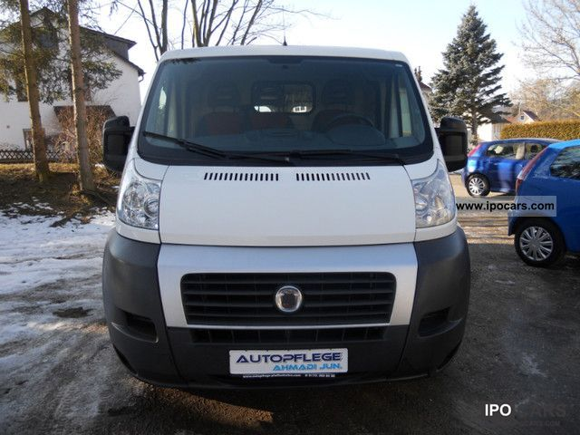 2008 fiat ducato l1h1 3 100 seater multijet car photo and specs. Black Bedroom Furniture Sets. Home Design Ideas