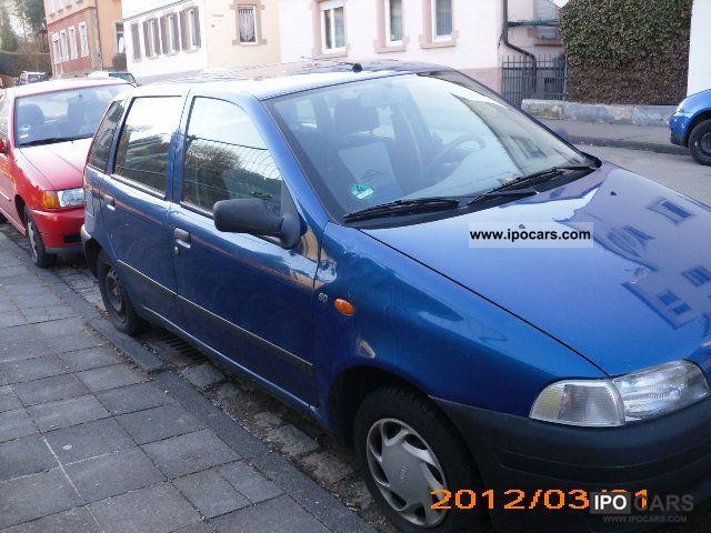 1994 Fiat Punto 60 Sx Car Photo And Specs