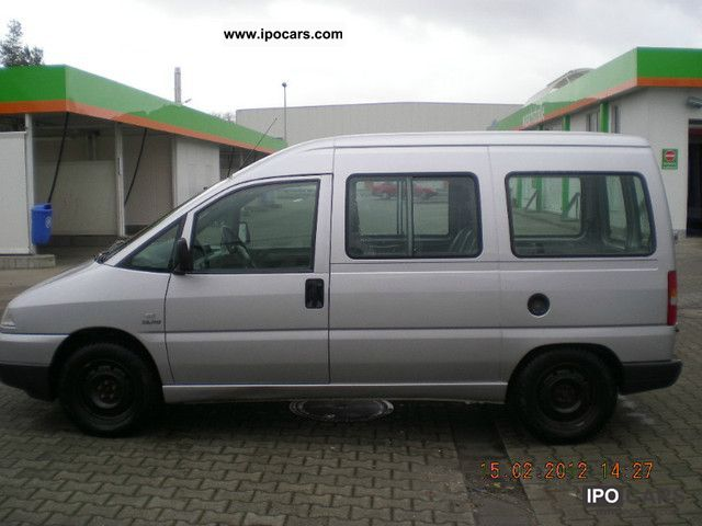 2001 fiat scudo car air 6 seats ahk car photo and specs. Black Bedroom Furniture Sets. Home Design Ideas