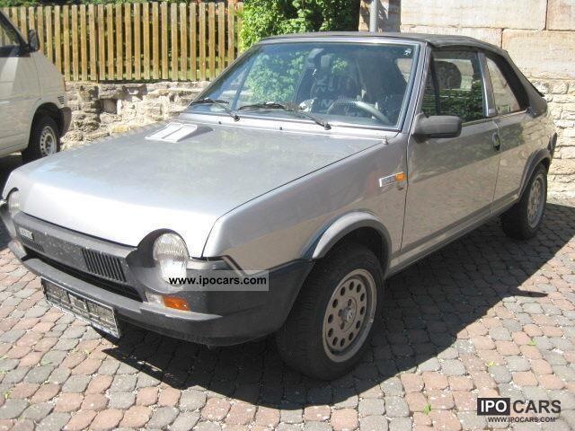 1982 Fiat  Ritmo Cabrio Cabrio / roadster Used vehicle photo