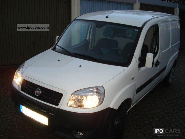 2009 Fiat  Doblo Cargo 1.9 multijet Van / Minibus Used vehicle photo