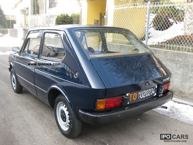 Fiat  127 900 L 2 porte, come nuova, ASI. 1979 Vintage, Classic and Old Cars photo
