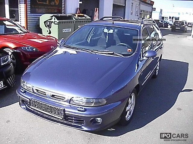 1998 Fiat  Marea 2.0 16V ELX Weekend Estate Car Used vehicle photo