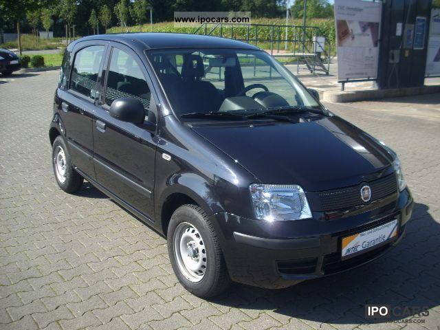 2010 Fiat  City Panda 1.2, air, power windows, including VAT Limousine Used vehicle photo