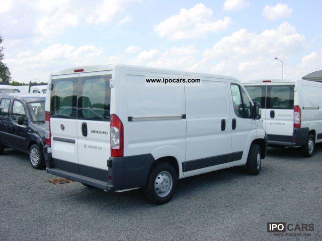 2011 Fiat  Ducato L1H1 28 Kawa 115 E5 MJTD Van / Minibus New vehicle photo