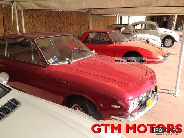 1966 Fiat 124 1300S Coupé VIGNALE