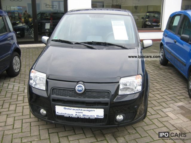 2010 fiat panda 1 4 100 hp car photo and specs. Black Bedroom Furniture Sets. Home Design Ideas